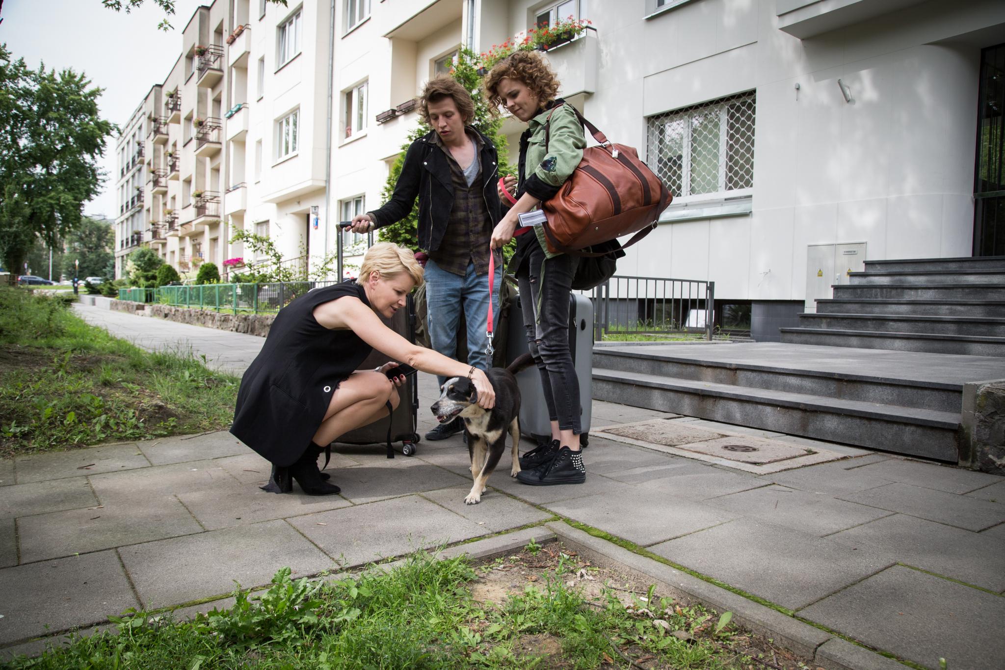 Druga szansa 4 - odcinek 1 - Justyna, Ksawery i Monika